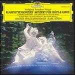 Mozart: Klarinettenkonzert; Konzert f?r Fl�te & Harfe