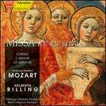 Mozart: Mass in C minor, K417a