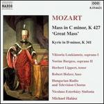 Mozart: Mass in C minor, K427; Kyrie in D minor, K341