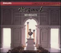 Mozart: Mitridate - Agnes Baltsa (vocals); Alois Aigner (horn); Arleen Augér (vocals); Christine Weidinger (vocals); David Kubler (vocals);...
