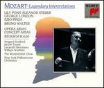 Mozart: Opera Arias; Concert Arias; Requiem