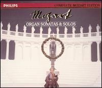 Mozart: Organ Sonatas & Solos - Daniel Chorzempa (organ); German Bach Soloists; Helmut Winschermann (conductor)