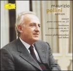 Mozart: Piano Concerto No. 23; Beethoven: Piano Concerto No. 5