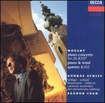 Mozart: Piano Concerto No. 26; Piano & Wind Quintet