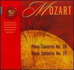 Mozart: Piano Concerto Nos. 20 & 21