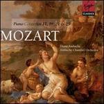 Mozart: Piano Concertos 17, 19, 21 & 25