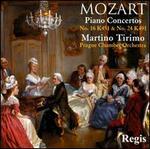 Mozart: Piano Concertos No. 16 K451 & No. 24 K491