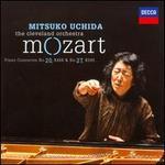 Mozart: Piano Concertos No. 20, K466 & No. 27, K595