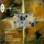 Mozart: Piano Concertos Nos. 20 & 16