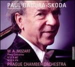 Mozart: Piano Concertos Nos. 21 & 12