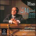Mozart: Piano Concertos Nos. 21 and 24