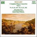 Mozart: Piano Concertos Nos. 22 & 11