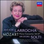 Mozart: Piano Concertos Nos. 24-27