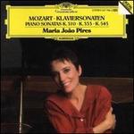 Mozart: Piano Sonatas K. 310, 333, 545