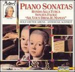 "Mozart: Piano Sonatas - Rondo Alla turca, Sonata Facile, ""Ah, Vous Dirai-Je, Maman"""