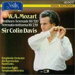 Mozart: Posthorn-Serenade KV 320; Serenata notturna KV 239