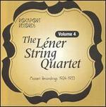 Mozart Recordings, 1924 - 1933