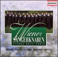 Mozart: Requiem; Ave Verum; Bruckner: Motetten - Derek Lee Ragin (alto); Gotthold Schwarz (bass); Max Emanuel Cencic (soprano); Michael Knapp (tenor);...