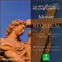 Mozart: Requiem - Anna-Maria Panzarella (soprano); Christoph Pr�gardien (tenor); Les Arts Florissants; Monica Huggett (violin);...