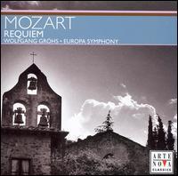 Mozart: Requiem - Gabriella Bessenyei (alto); Gerhard Horl (tenor); Janusz Monarcha (bass); Stefanie Kopinits (soprano);...