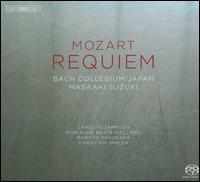 Mozart: Requiem - Carolyn Sampson (soprano); Christian Immler (baritone); Makoto Sakurada (tenor); Marianne Beate Kielland (mezzo-soprano);...