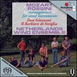 Mozart, Rossini: Arrangements for Wind Instruments