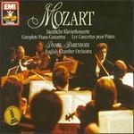 Mozart: Sämtliche Klavierkonzerte