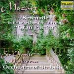 """Mozart: Serenade for 13 Winds """"Gran Partita"""""""