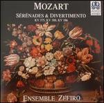 Mozart: Serenades KV.375 & KV.388; Divertimento KV.186