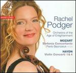 Mozart: Sinfonia Concertante; Haydn: Violin Concerti 1 & 4