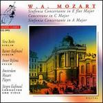 Mozart: Sinfonia Concertante in E flat Major & A Major; Concertone in C Major