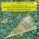 Mozart: Sinfonia Concertante, K.297b & K.364 - David Singer (clarinet); Maureen Gallagher (viola); Stephen Taylor (oboe); Steven Dibner (bassoon); Todd Phillips (violin); William Purvis (horn); Orpheus Chamber Orchestra