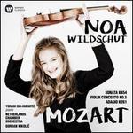 Mozart: Sonata, K 454; Violin Concerto No. 5; Adagio, K 261
