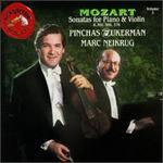 Mozart: Sonatas for Piano & Violin, Vol. 3