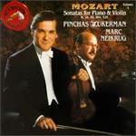 Mozart: Sonatas for Piano & Violin, Vol. 4