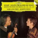 Mozart: Sonatas for Piano & Violin - Augustin Dumay (violin); Maria João Pires (piano)