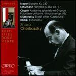 Mozart: Sonate; Schumann: Fantasie; Chopin: Andante spianto et Grande Polonaise brillante; Etc.