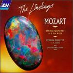 Mozart: String Quartet in E flat, K428; String Quintet in C, K515