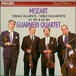 Mozart: String Quartets K.387 & K.421