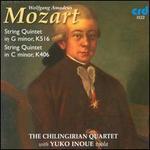 Mozart: String Quintets, K. 516 & 406