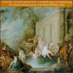 Mozart: String Quintets, K515 & K593