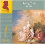 Mozart: String Trio, KV 563