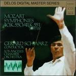 Mozart: Symphonies 40 K. 550, 41 K.551 'Jupiter'