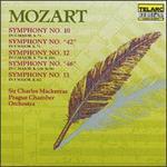 Mozart: Symphonies Nos. 10, 42, 12, 46 & 13