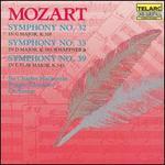 Mozart: Symphony No. 32; Symphony No. 35; Symphony No. 39