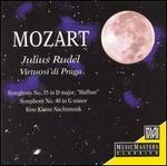 "Mozart: Symphony No. 35 ""Haffner""; Symphony No. 40; Eine kleine Nachtmusik"