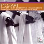 Mozart: Symphony No. 39; Concertone; Horn Concerto