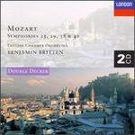 Mozart: Symphony Nos.25, 29, 38 & 40; Serenata Notturna In D Major