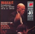 Mozart: Symphony Nos. 35, 40, 41