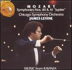 Mozart: Symphony Nos. 40 & 41